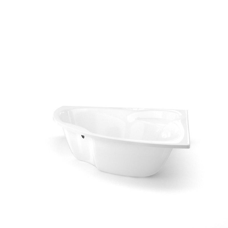 bathtub 3D model