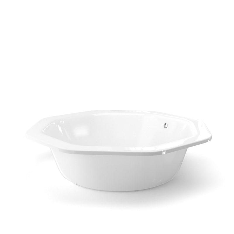 bath bathtub tub 3D model