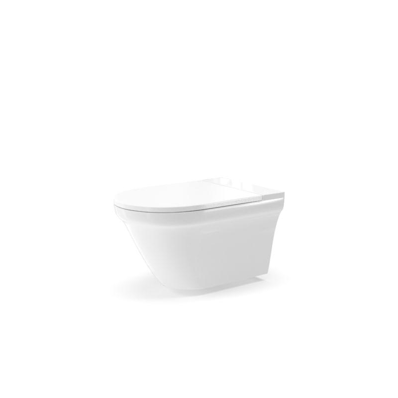 toilet bowl 3D model