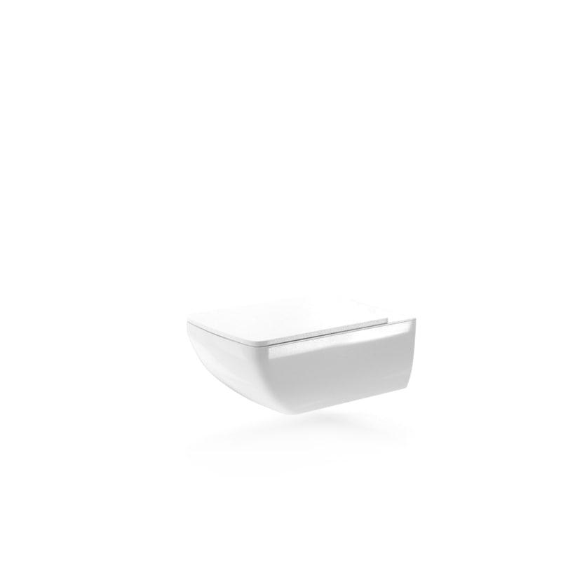 3D toilet bowl
