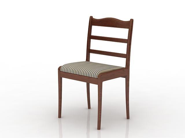 3D chair 026 am8 model