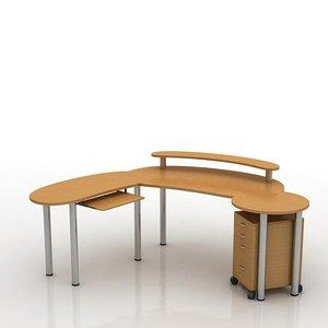 desk ready model