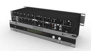 3D antelope eclipse 384 mastering