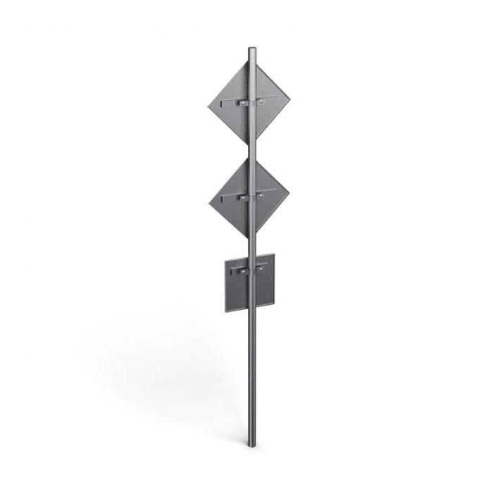 3D model street element