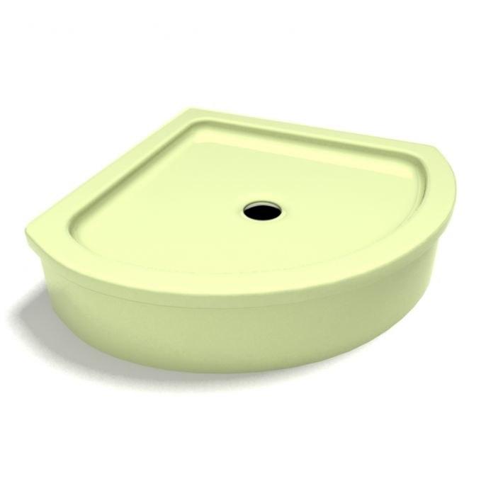 3D shower base