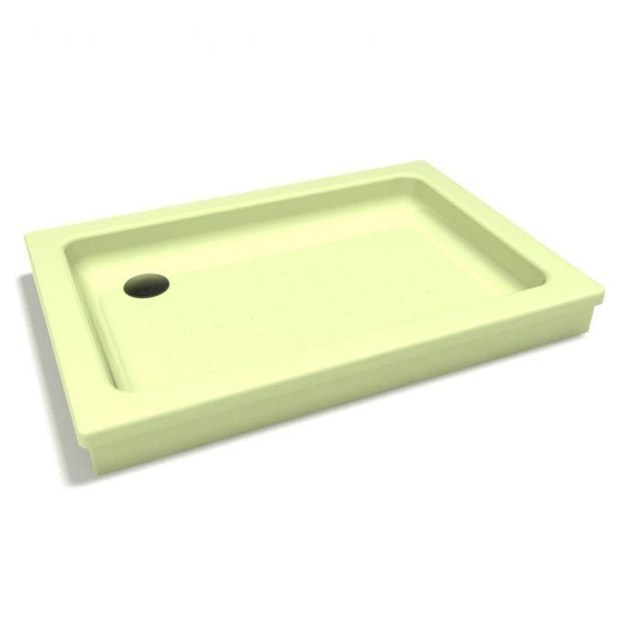 3D shower base model
