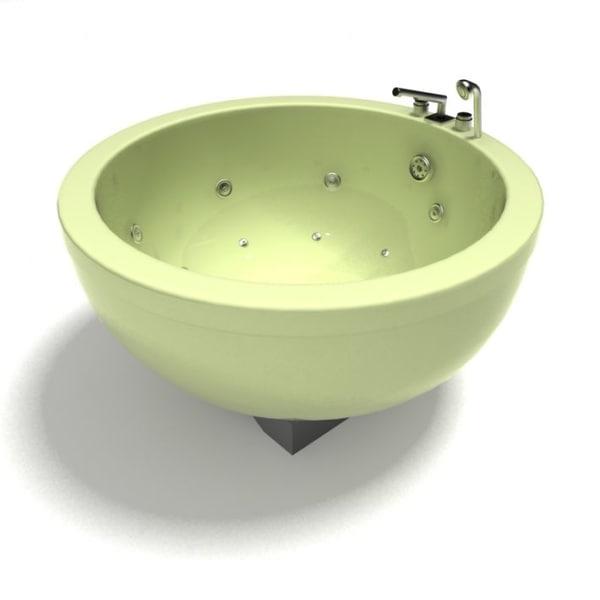 bathtub 3D