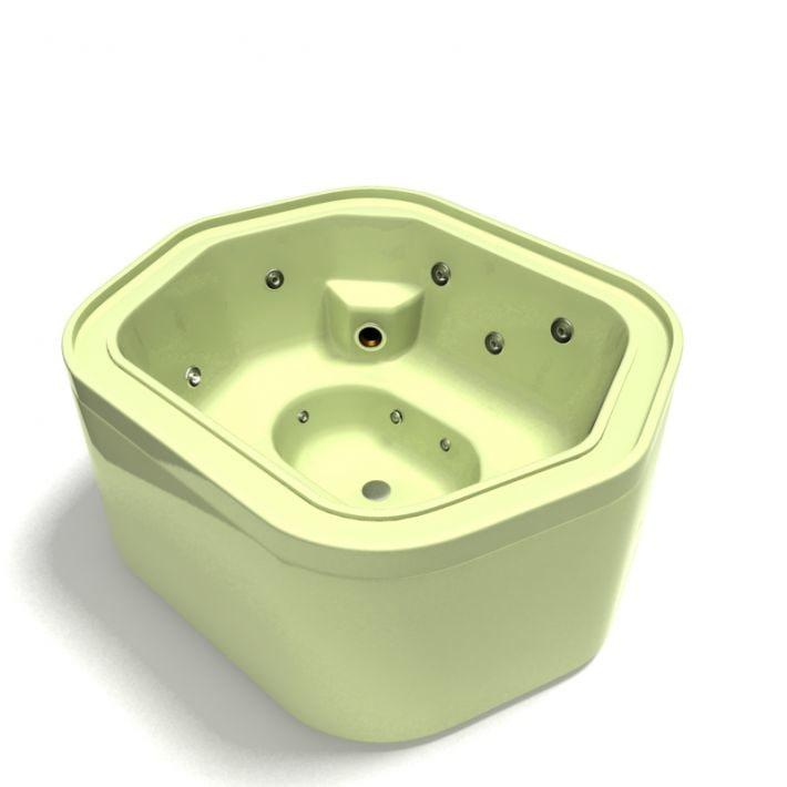 bath tub model