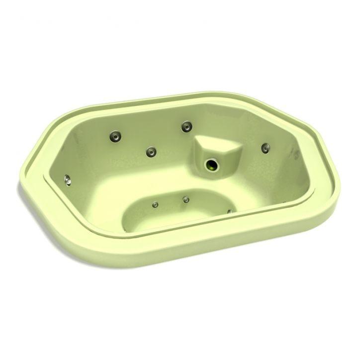 3D bathtub 063 am15 model