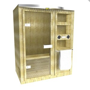 3D sauna