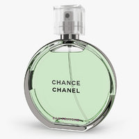 chanel chance eau fraiche model