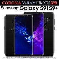 Samsung Galaxy S9 and S9 PLUS Black
