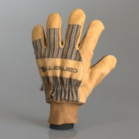 3D workman glove