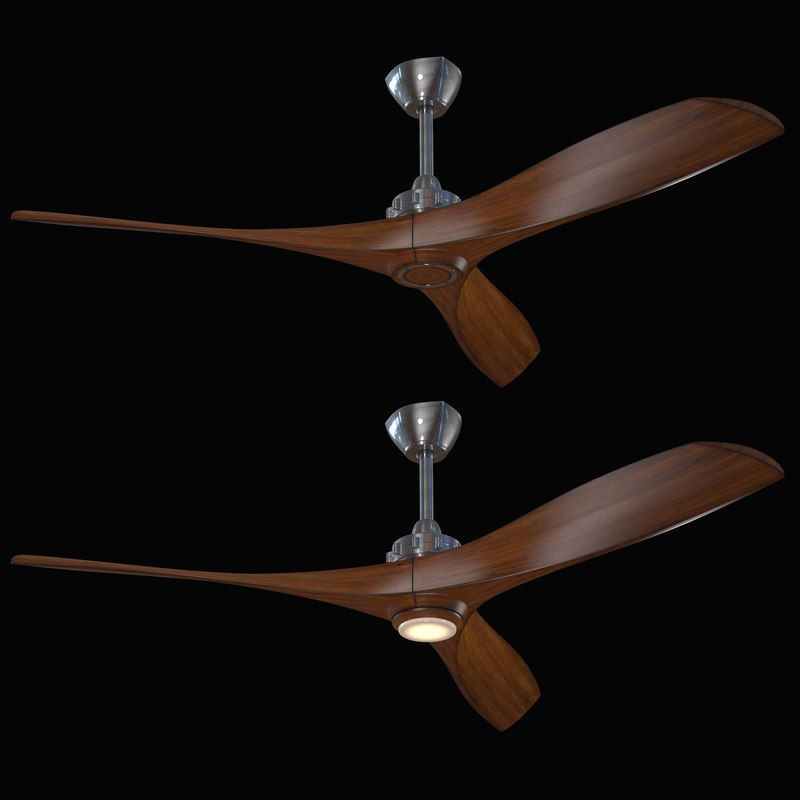 minka aviation ceiling fan 3D model