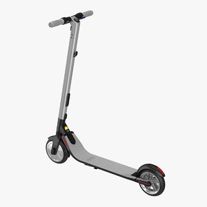segway electric kickscooter es2 3D