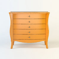 Commode Orange