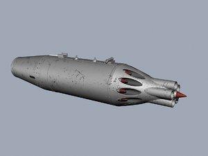 3D ub-16-57 soviet russian