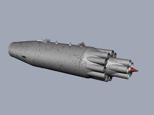 ub-16-57kv soviet russian 3D model
