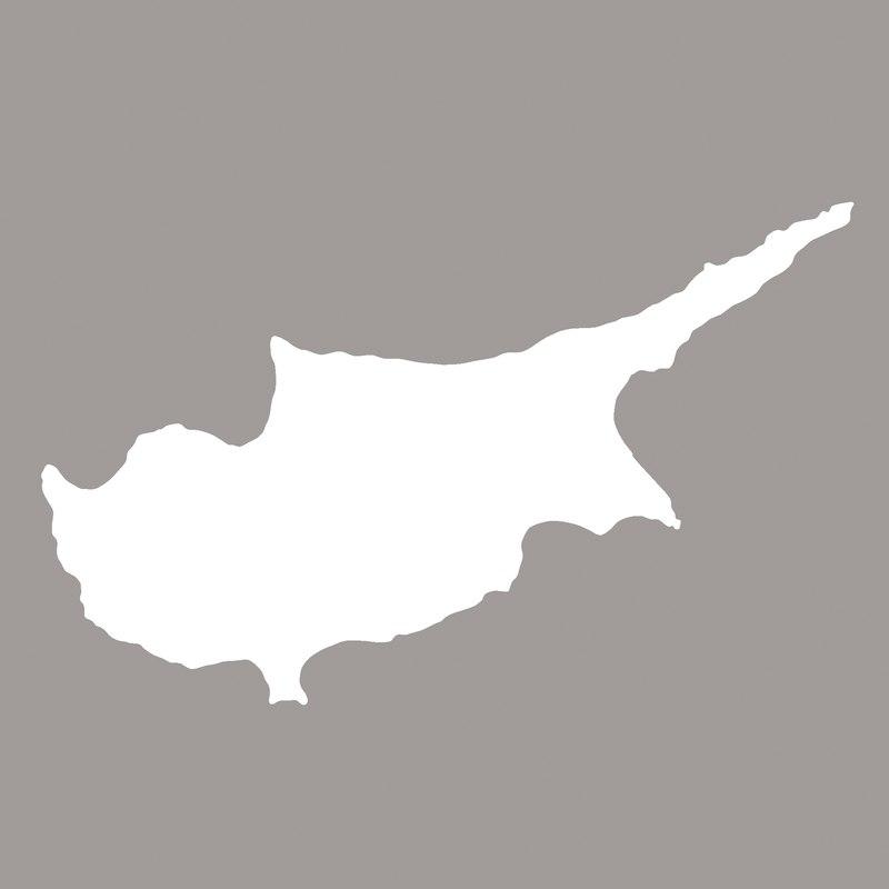 modell cyprus 3D model