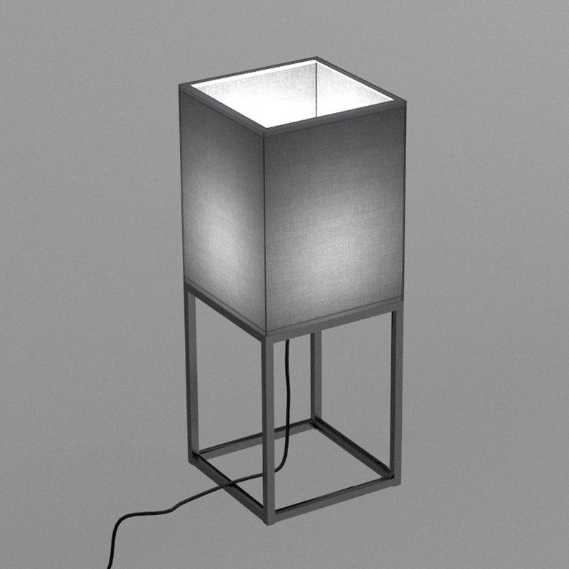 lamp flam 3D