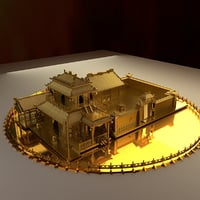 chinese ancient 3D