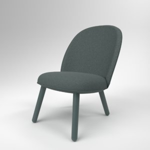 3D model interior normann copenhagen ace