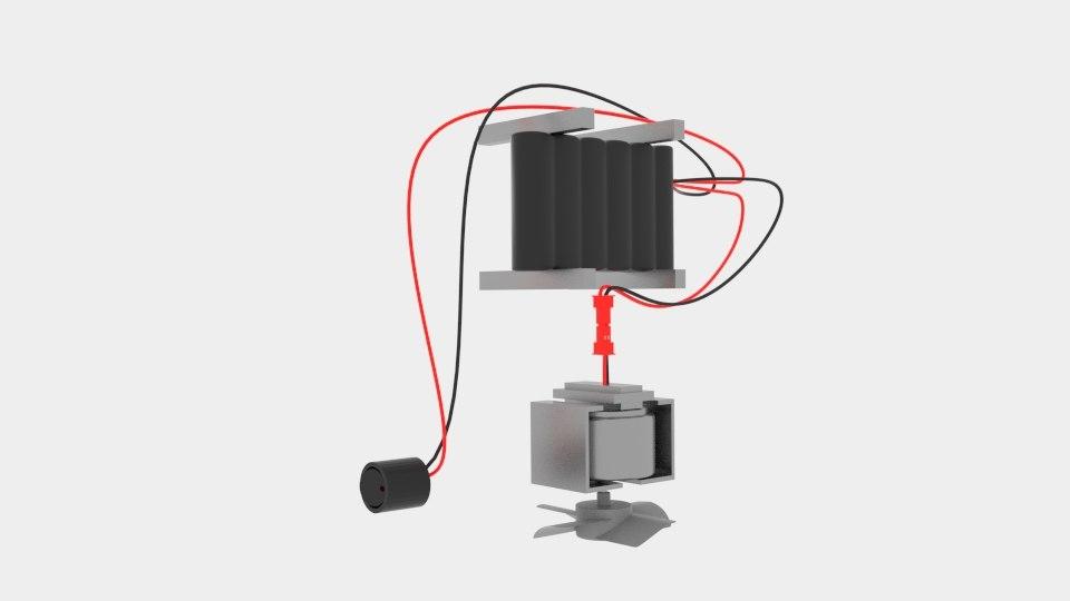 smoke product model