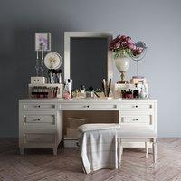 dress table