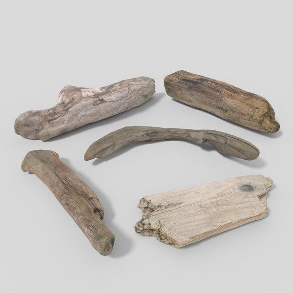 driftwood 01 model