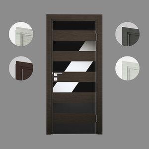 doors z 3D model