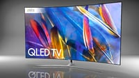 "3D Model Samsung - 65"" LED - Curved 4K Ultra HD TV"