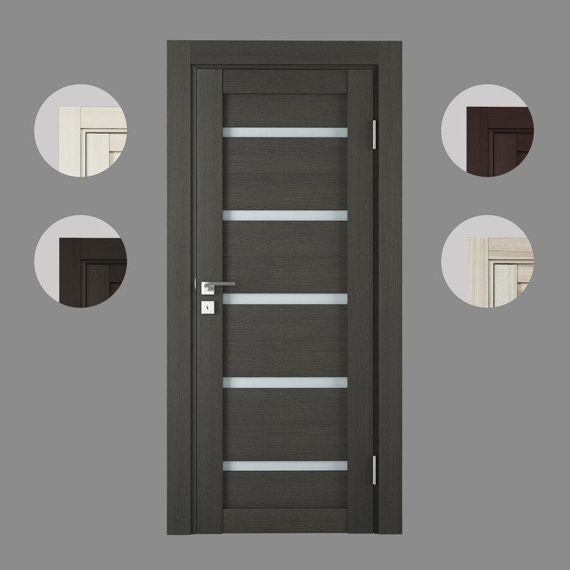 3D doors x