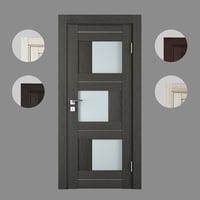 doors x 3D
