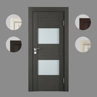 doors x 3D model