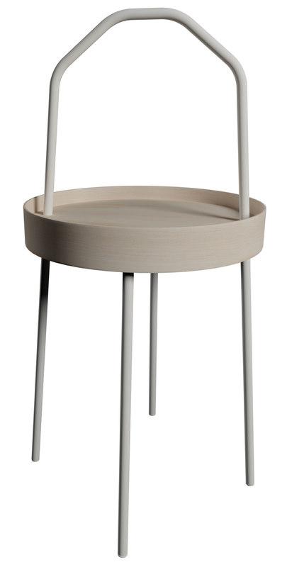 ikea burvik table 3D model