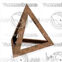 Leonardo tetraedron