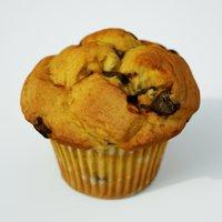 3D muffin model