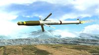 3D model weapon apkws hydra 70