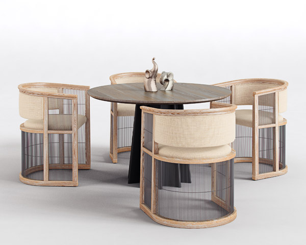 dining kaishi chair shoreditch model