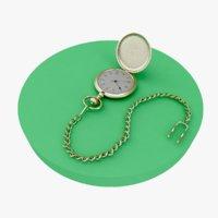 Pocket Watch 3D