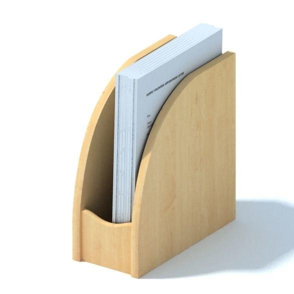 3D office gadget model