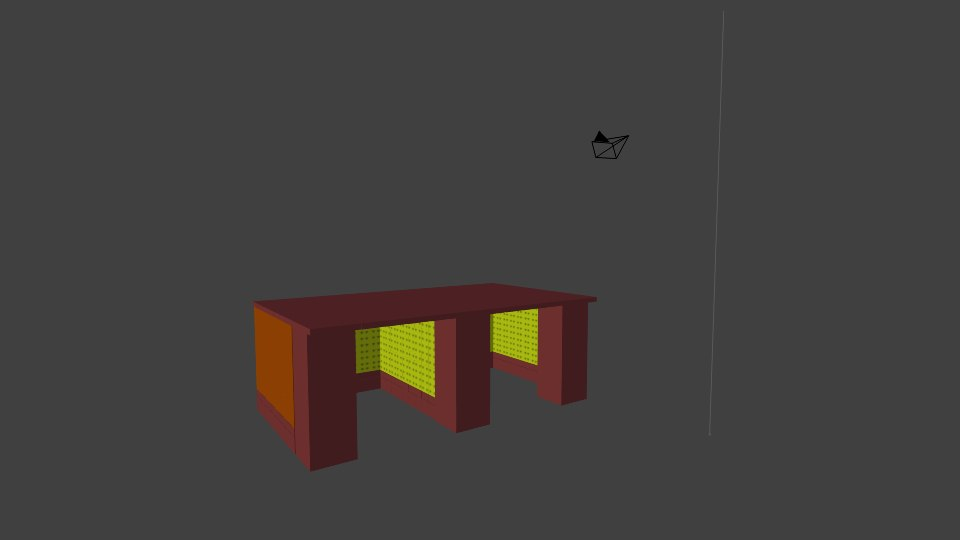 3D stable
