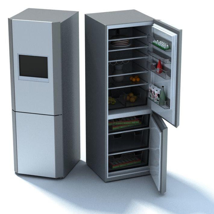 3D model appliance