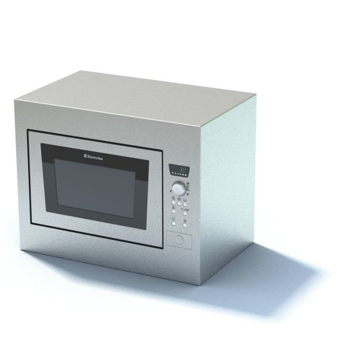 appliance use 3D model