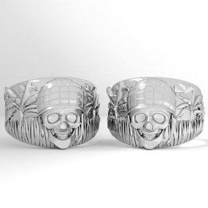 ring skull vietnam model