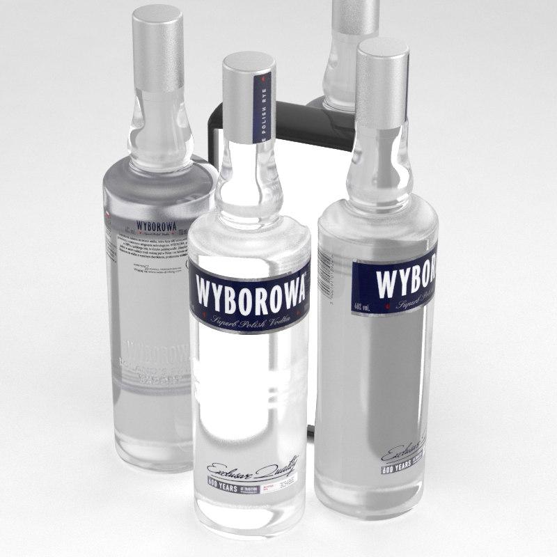 3D vodka