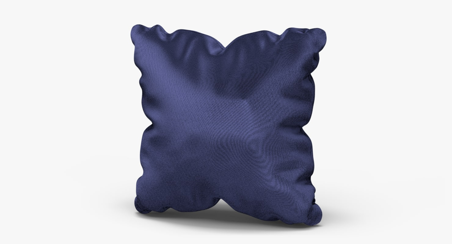pillow decoration housewares 3D model