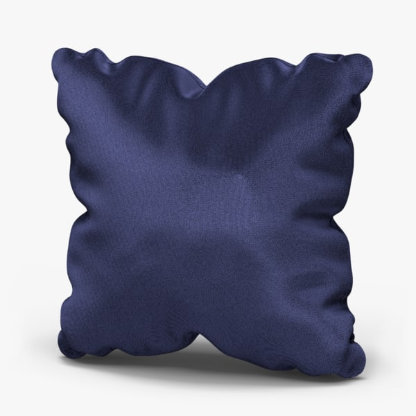 pillow decoration housewares 3D model