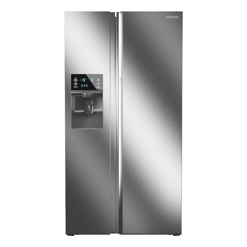 3D side-by-side refrigerator rh22h9010sr