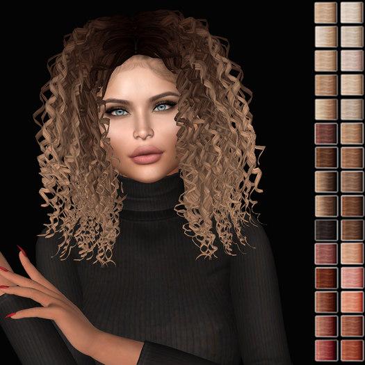 3D dae hair